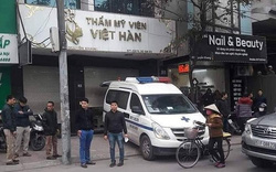 Vụ người đàn ông tử vong khi hút mỡ bụng: Thẩm mỹ viện Việt Hàn hoạt động trái phép