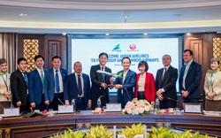 """Japan Airlines và câu chuyện tìm đối tác """"đồng khí tương cầu"""" của Bamboo Airways"""