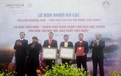 Sa Pa tự hào nhận cùng lúc 2 kỷ lục Việt Nam về du lịch