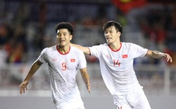 Đức Chinh tỏa sáng, U22 Việt Nam vượt bão đánh bại U22 Singapore