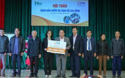 PTI trao tặng 1.500 suất bảo hiểm cho người dân Hà Tĩnh