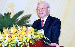 Tổng Bí thư, Chủ tịch nước Nguyễn Phú Trọng: Kết quả của Đoàn Thể thao Việt Nam tại SEA Games thể hiện ý chí Việt Nam, khát vọng vươn lên