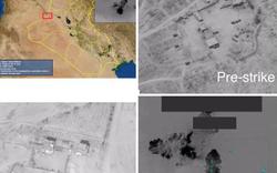 Đáp trả mạnh thiệt mạng nhân sự, tiêm kích Mỹ tấn công dữ dội Iraq và Syria