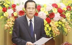 Bộ trưởng Đào Ngọc Dung đề nghị địa phương quản lý chặt dân cư để phòng tránh hoạt động môi giới trốn đi nước ngoài