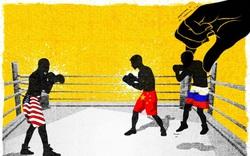 Kịch bản quân sự Nga – Trung khiến phương Tây và khu vực