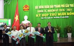 HĐND Cần Thơ, Hải Phòng miễn nhiệm, bầu nhiều chức danh mới