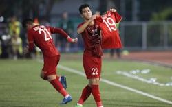 Thẳng tiến bán kết, U22 Việt Nam biến Thái Lan thành cựu vương SEA Games