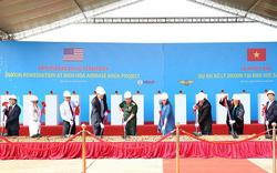 Bắt đầu xử lý chất độc dioxin tại điểm nóng, phức tạp nhất ở Việt Nam- sân bay Biên Hòa