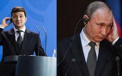 Tổng thống Nga, Ukraine lần đầu