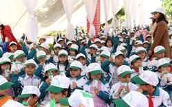 Tỉnh Hà Nam tổ chức lễ phát động chương trình Sữa học đường