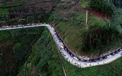 Vẻ đẹp con người rẻo cao Hà Giang qua chuyến caravan độc nhất vô nhị