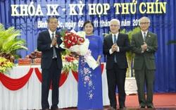 Bà Trần Tuệ Hiền được bầu làm Chủ tịch UBND tỉnh Bình Phước