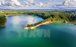 Gia Lai: Thu phí tham quan tại Di tích thắng cảnh Biển Hồ trong dịp Tết Nguyên đán 2019