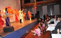 Lan tỏa văn hóa Việt tại Bỉ