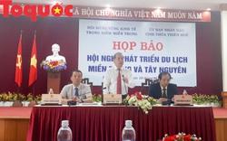 19 tỉnh, thành phố họp bàn về phát triển du lịch miền Trung và Tây Nguyên