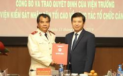 Viện Kiểm sát Nhân dân tối cao bổ nhiệm nhân sự mới