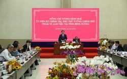Phó Thủ tướng: Bình Dương phải trở thành một trung tâm kinh tế