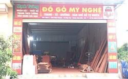 Hải Dương: Xưởng gỗ hoạt động không phép, dân cư
