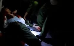 Nghệ An: Thiếu úy bị đâm trọng thương khi làm nhiệm vụ