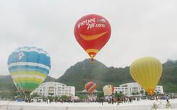 Trải nghiệm thú vị cùng Lễ hội bay khinh khí cầu quốc tế tại Sơn La