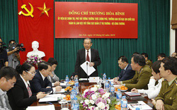 Phó Thủ tướng Trương Hòa yêu cầu lực lượng quản lý thị trường tập trung thực hiện một số nhiệm vụ trọng tâm
