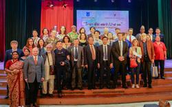 Đại học Văn hóa Hà Nội: Giao lưu với các nhà thơ quốc tế