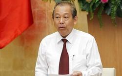 Phó Thủ tướng Trương Hòa Bình yêu cầu giải quyết dứt điểm phản ánh cưỡng chế thu hồi đất tại Hà Nam
