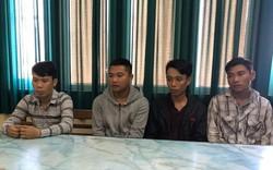 Tổ chức ăn nhậu, hát karaoke gây ồn ào, bị nhắc nhở nhóm thanh niên còn tấn công cả công an