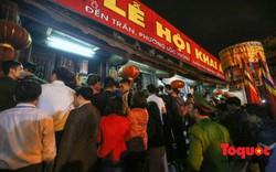 Hàng ngàn người đổ về Lễ khai ấn đền Trần Xuân Kỷ Hợi 2019