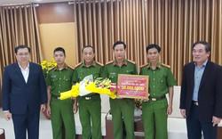Chủ tịch Đà Nẵng thưởng nóng Ban chuyên án triệt phá vụ ma túy lớn