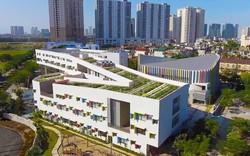 Trường Tiểu học tại Việt Nam xuất hiện trên trang kiến trúc nổi tiếng thế giới