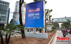 Đường phố Hà Nội được chỉnh trang trước hội nghị thượng đỉnh Mỹ - Triều