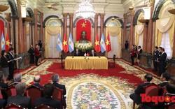 Argentina quyết tâm tiếp tục mở rộng và làm sâu sắc  quan hệ hữu nghị và hợp tác với Việt Nam