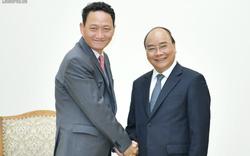 Thủ tướng Nguyễn Xuân Phúc đã tiếp Đại sứ Hàn Quốc tại Việt Nam