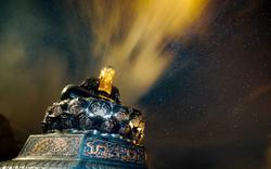 Những khoảnh khắc thiên nhiên vi diệu trên đỉnh Fansipan