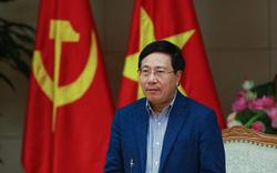 Phó Thủ tướng Phạm Bình Minh gửi lời chia buồn tới gia đình nạn nhân vụ 39 người chết ở Anh