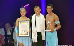 Xiếc Việt đoạt Huy chương Bạc tại Liên hoan Xiếc quốc tế Con voi Vàng, Tây Ban Nha