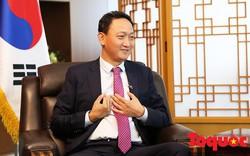 """Đại sứ Hàn Quốc tại Việt Nam: """"Hội nghị thượng đỉnh Mỹ - Triều là cơ hội quảng bá tuyệt vời nhất về một thủ đô Hà Nội hòa bình"""""""