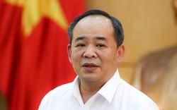 Chủ tịch VFF Lê Khánh Hải động viên những nỗ lực của U22 Việt Nam tại bán kết U22 Đông Nam Á