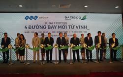 Bamboo Airways đã có 16 đường bay đi các địa phương ở 3 miền đất nước