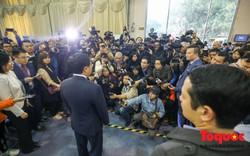 Hình ảnh phóng viên quốc tế