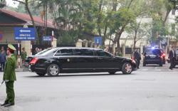 Chủ tịch Kim Jong-un đến thăm Đại sứ quán Triều Tiên tại Việt Nam
