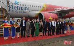 Mở đường bay thẳng Charter Vinh - Bangkok