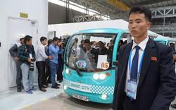 Đoàn lãnh đạo cấp cao Triều Tiên thăm dự án của Vingroup ở Hải Phòng