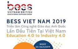 TP.HCM huy động hàng trăm học sinh, giáo viên tham gia Triển lãm công nghệ giáo dục quốc tế BESS