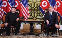 Tổng thống Trump và Chủ tịch Kim đồng loạt xuất hiện trên khắp mặt báo chí quốc tế và mạng xã hội