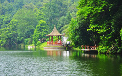 Hà Nội công nhận Khu du lịch cấp thành phố Thiên Sơn Suối Ngà