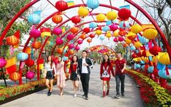 Lễ hội hoa xuân Sun World Halong Complex: Điểm nhất định phải đến dịp đầu năm mới