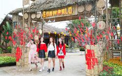 Mê mẩn không gian tết rực rỡ tại lễ hội hoa Sun World Halong Complex