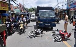 Sau 5 ngày nghỉ Tết cả nước xảy ra 144 vụ tai nạn giao thông, 96 người tử vong